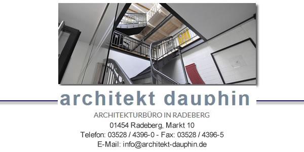 Architekt Dauphin Radeberg