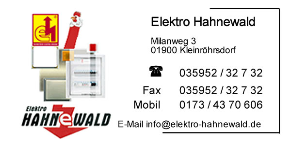 Elektro Hahnewald