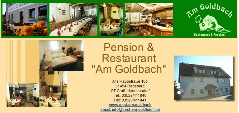 Pension am Goldbach